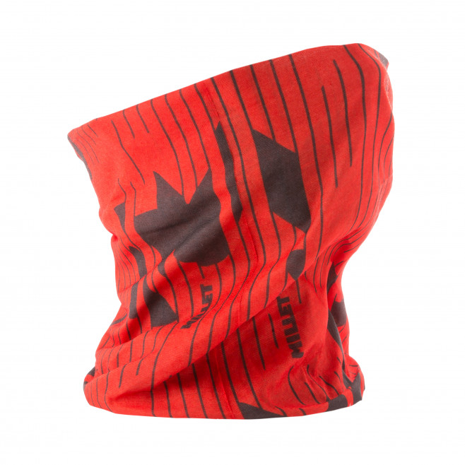 Schlauchschal - rot CORPORATE NECK WARMER Millet