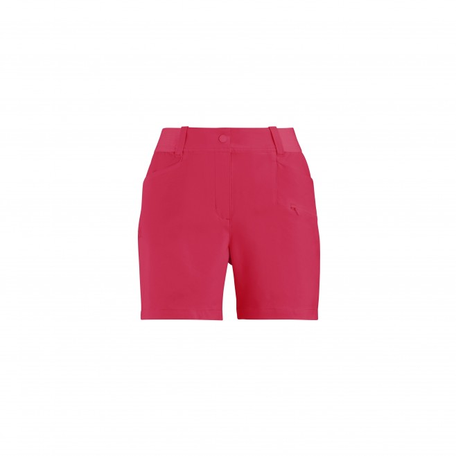 Short für Damen  - rot WANAKA STRETCH SHORT II W Millet