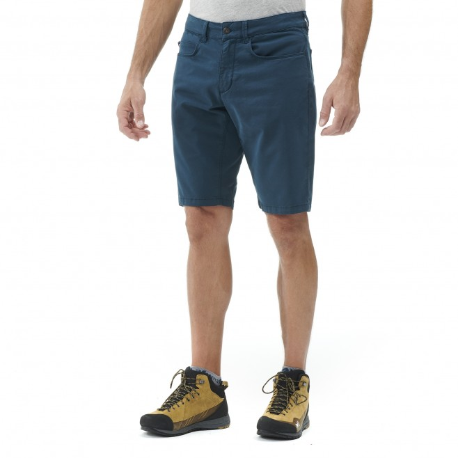 Short für Herren - grau RED WALL STRETCH SHORT M  Millet 2