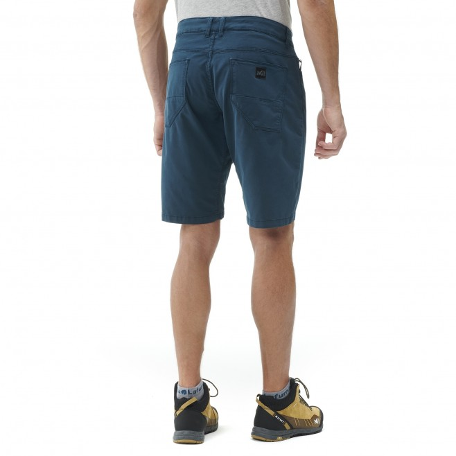 Short für Herren - grau RED WALL STRETCH SHORT M  Millet 3