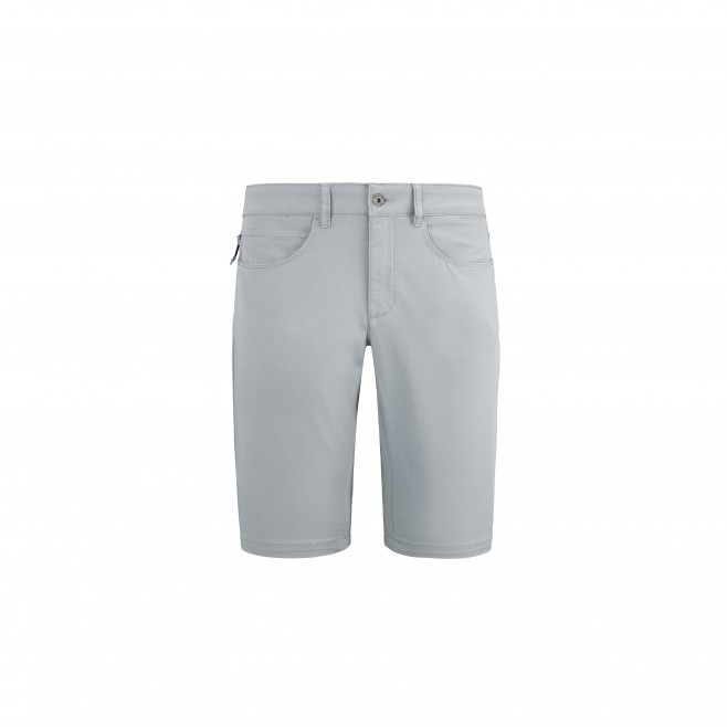 Short für Herren - grau RED WALL STRETCH SHORT M  Millet