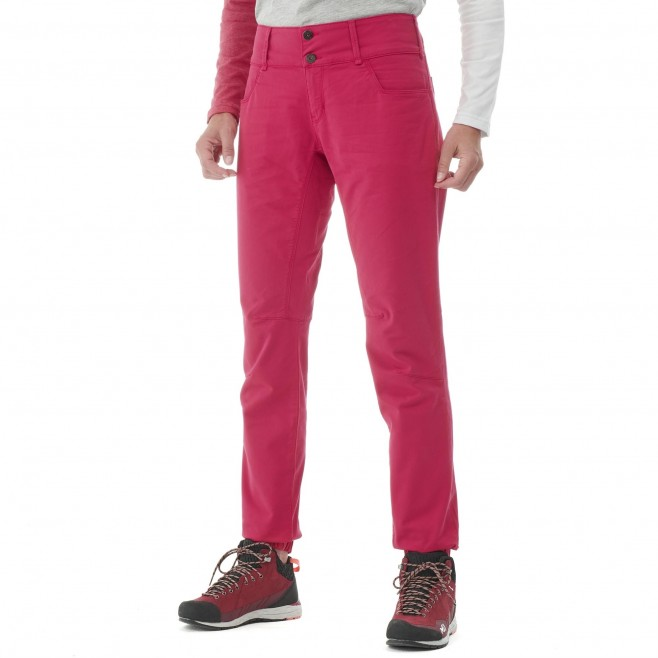 Hose für Damen - rot RED WALL STRETCH PANT W Millet 2