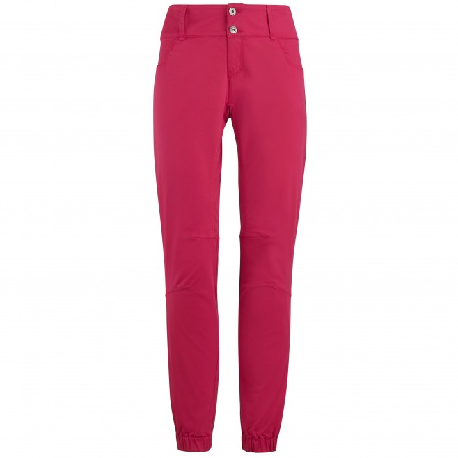 Stretch-Hose für Damen  - rot RED WALL STRETCH PANT W Millet