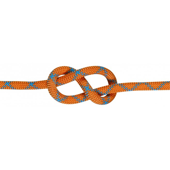 Klettern - Seil - Orange SILVER TRX 9,8mm 70m Millet 2