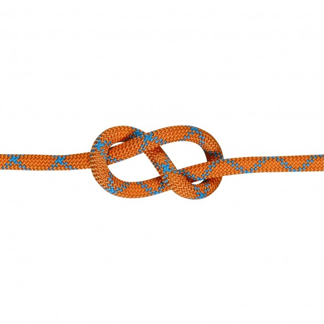Kletterseil - orange SILVER TRX 9,8mm 60m Millet 2
