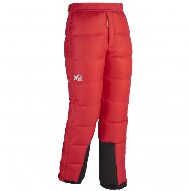 Hose für herren - Expedition - rot MXP TRILOGY DOWN PANT Millet