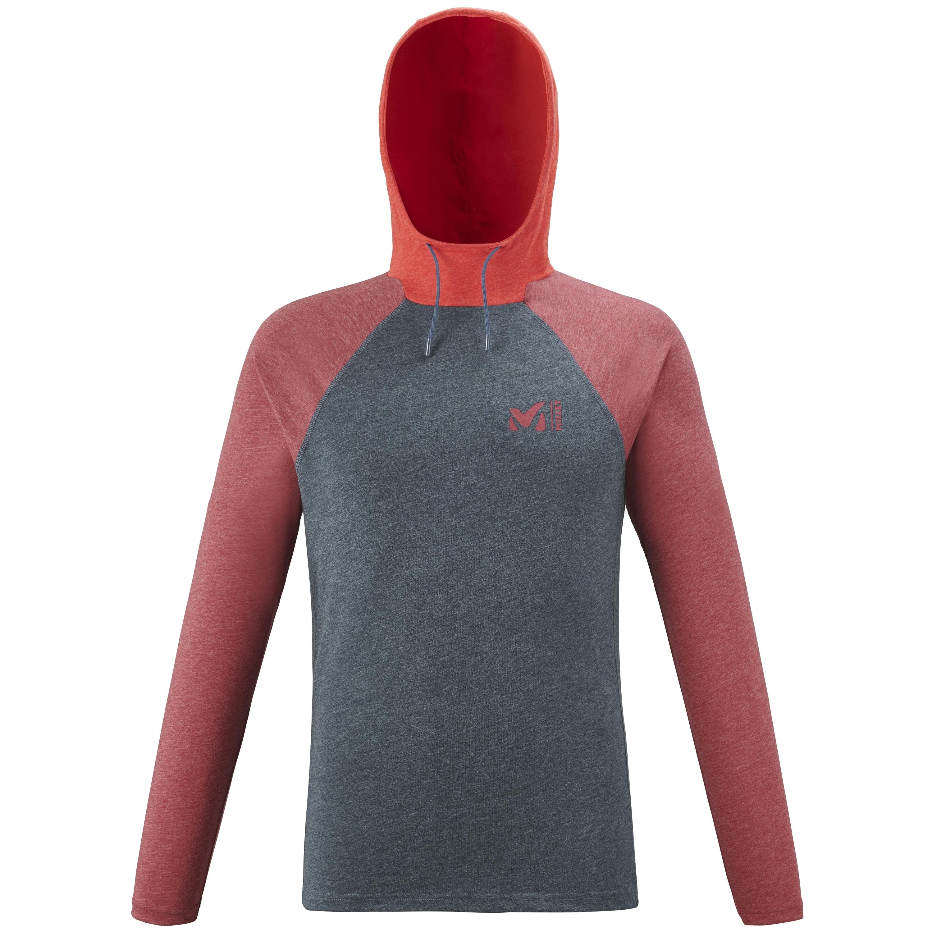 RED WALL LIGHT HOODIE M