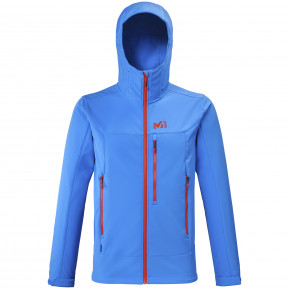 Track Hoddie M Electric Blue Millet Deutschland