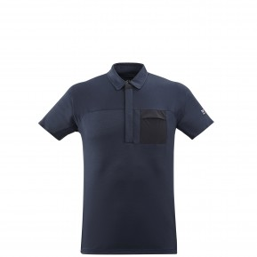 TRILOGY SIGN WOOL POLO M Millet Deutschland
