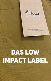 DAS LOW IMPACT LABEL