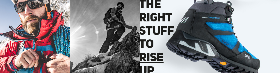 Header page the Right Stuff