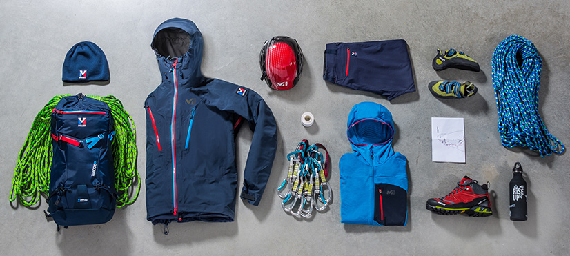 Mountaineering outfit